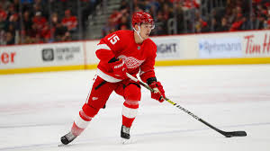 Detroit Red Wings hope Dmytro Timashov can bolster lineup