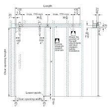ideas patio door sizes and sliding wardrobe doors measurement table bedroom kits average luxury width standard