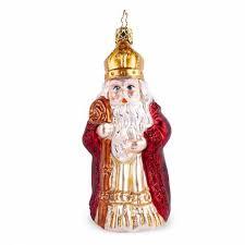Christbaumschmuck Nikolaus