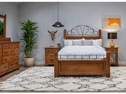 Woodley Brothers Mfg. Master Bedroom Set Coal Creek