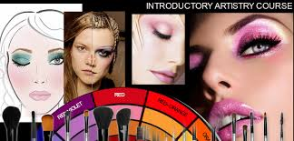 introductory artistry makeup cl