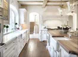rustic white country kitchen. Rustic Kitchen Ideas Stunning White With Chandelier And 2015 . Country