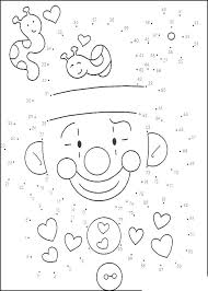 Do A Dot Coloring Pages Bingo Dauber Art Coloring Page Do A Dot