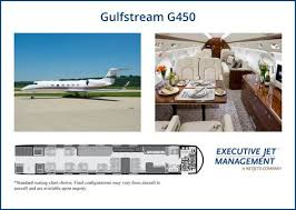 Gulfstream G450 Executive Jet Seating Charts Aircraft