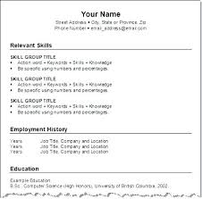 Correct Resume Format Cool Current Resume Format Examples Current Resume Formats Current Resume