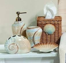 Bathroom Accessories Sea Shell Decor Ideas : Sea Shell Decor Ideas ...