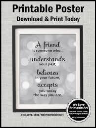 Spruch Freundgeschenk Für Freundschaft Sprüche Beste Etsy