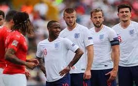 تشكيل منتخب إنجلترا المتوقع لمواجهة أوكرانيا