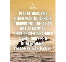 Recycling Quotes Stunning Famous Recycling Quotes Plastic Bags And Other Plastic Garbage
