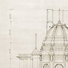 architectural buildings drawings. Some Architectural Buildings Drawings