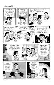Truyện tranh Doremon - Tập 2 - Chương 3: Thi kể truyện ma