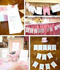 autograph photo frame baby shower printable packs pretty in pink pack