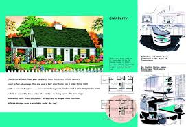 Cape Cod House Plans   s America Style s floor plan and rendering of Cape Cod house called Cranberry   Photo © Buyenlarge