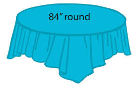 90 inch round vinyl tablecloth es clear 60 x oval