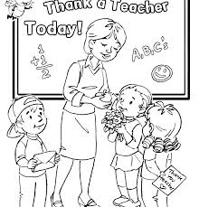 Teacher Appreciation Coloring Pages Teacher Appreciation Day