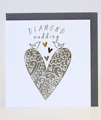 Diamond Wedding Anniversary Cards Belly Button Designs Anniversary