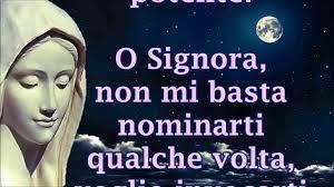 182 PREGHIERE - PREGHIERA AL NOME SANTO DI MARIA 12 settembre - YouTube