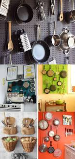Organizing For Kitchen 37 Ways To Give Your Kitchen A Deep Clean Hanging Baskets