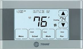 trane 824 thermostat. trane xl624 z-wave thermostat 824 t