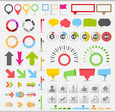 Psd Infographic Element 73 Free Psd Eps Vector Format
