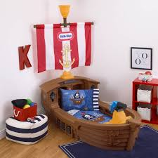 little tikes pirate 4 piece toddler bedding set com