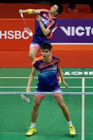 Aaron chia teng fong is a malaysian badminton player. Aaron Chia Soh Wooi Yik Aaron Chia And Soh Wooi Yik Photos Zimbio
