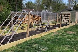unique raised garden beds for your yard