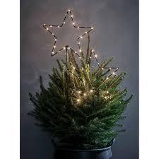 Markslöjd Led Weihnachtssterne Mystic Zum Stellen Außen