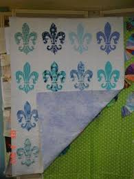 Fleur de lis quilt idea for Dawn | Quilting | Pinterest | Dawn ... & fleur de lis quilts | Last edited by ube quilting; 09-09-2012 Adamdwight.com