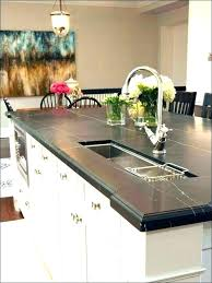 faux marble countertop paper kitchen how to update a countertop with contact paper anikas diy life