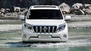 2017 Toyota Land Cruiser Review, Specs and Price - http://www ...