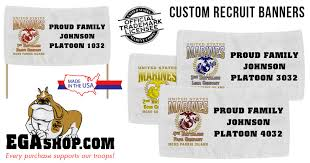 Banners For Marine Corps Boot Camp Graduation