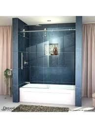 enigma x shower door wonderful enigma shower door enigma z fully sliding tub door enigma x