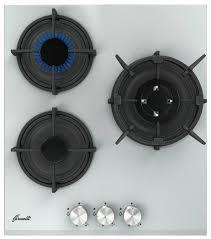 <b>Газовая варочная панель Fornelli</b> PGA 45 Fiero WH — купить по ...