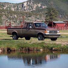 1995 Ford Ranger Towing Capacity Chart 1987 1996 Ford F 150 Series Pickup Trucks