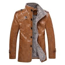 2018 men s winter leather jacket men plus size slim fit leather jackets and coats big size 6xleasy2order ca atlantic canada s super