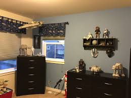 Bedroom Star Wars Bedroom Curtains Star Wars Toddler Bed Set Star ...