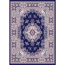 home dynamix premium navy blue oriental rug 7069 300 in inspirations 4