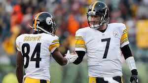 Antonio Brown Suggests Steelers Have No Respect For Players Other Than Ben Roethlisberger Cbssports Com