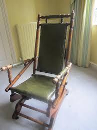 rocking chair circa late 1800