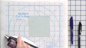How to use the Frixion Ball Gel Pen by Pilot for Quilting - Fat ... & How to use the Frixion Ball Gel Pen by Pilot for Quilting - Fat Quarter  Shop - YouTube Adamdwight.com