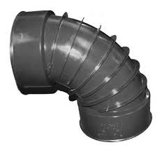 advanced drainage systems corrugated drain elbow 6 in l single 0490aa zoro com