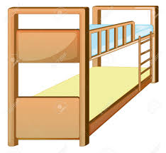 bunk beds clipart. Plain Bunk Illustration Of An Isolated Bunk Bed Royalty Free Cliparts For Beds Clipart R