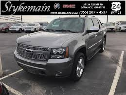 100+ [ 2008 Chevrolet Avalanche Owners Manual ]   Chevy Avalanche ...