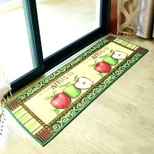 green kitchen rugs apple rug mother child lime dark