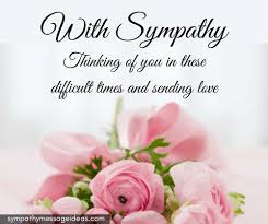 Sympathy Quotes And Images