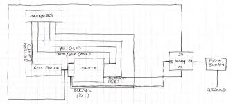 push button start and kill switch ignition bypass page 2 99 accord push button diagram