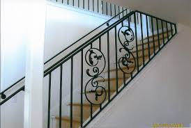wrought iron stair railing kits.  Wrought Image Of Brilliant Wrought Iron Stair Railing Kits Intended
