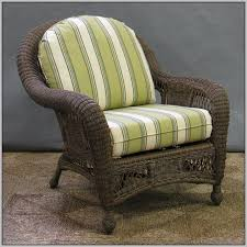 Outdoor Wicker Chair Cushions 20 X 24 Chair Design Ideas