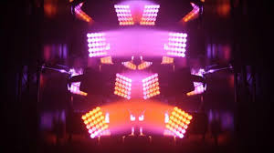 Led Panel Stage Lighting China Dmx 4in 1 25x10w Lcd Display Led Moving Head Light